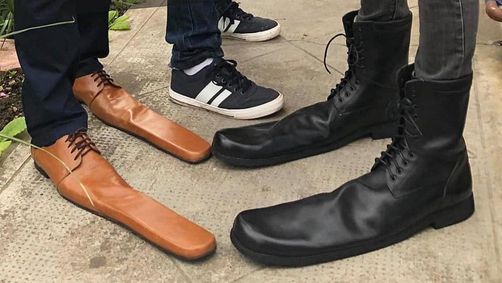 Cipele za održavanje distance broj 75 • Radio Puls Luxembourg